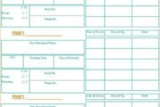 Home Insurance Inventory List Template Word Sample