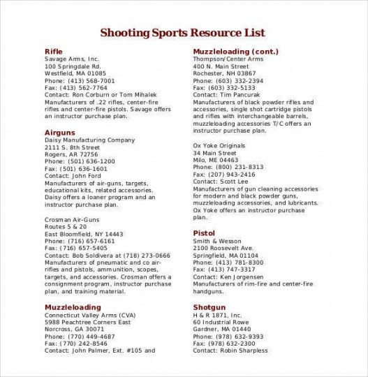 Music Video Shot List Template Word Example